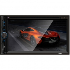 1901A/B 6.2 Inch  Universal Double DIN Car DVD Player