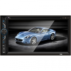 1906A/B 6.2 Inch  Universal Double DIN Car DVD Player