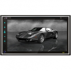 1801 6.2 Inch  Universal Double DIN Car DVD Player