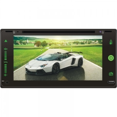 6312F 6.95 Inch TOYOTA Universal Double DIN Car DVD Player