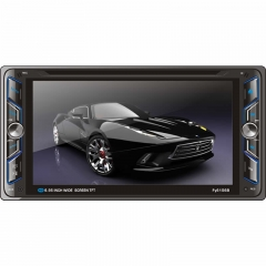 6156A/B 6.95 Inch TOYOTA Universal Double DIN Car DVD Player