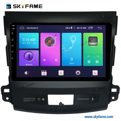Car Android  Stereo Unit For MITSUBISHI Outlander 2006-2012