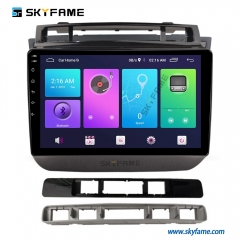 Car Android  Stereo Unit For VOLKSWAGEN TOUAREG  2011-2017