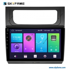 Car Android  Stereo Unit For VOLKSWAGEN Touran 2011-2015