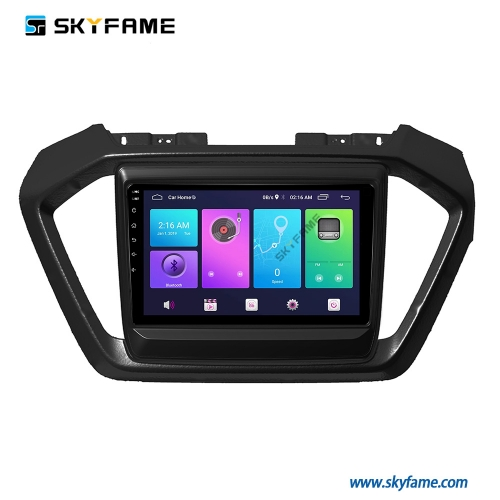 Car Android  Stereo Unit For ISUZU D-MAX 2019+(B Mod)