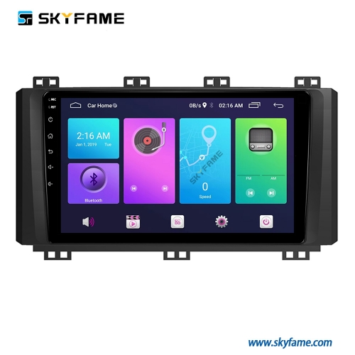 Car Android  Stereo Unit For SEAT ATECA 2016-2017